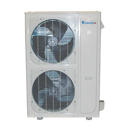 KSIL048H216OC Light Commercial Series Single Zone Outdoor Heat Pump Unit with 48 000 Btu/h Cooling and Heating Capacity  R410A Refrigerant  64 dB(A)