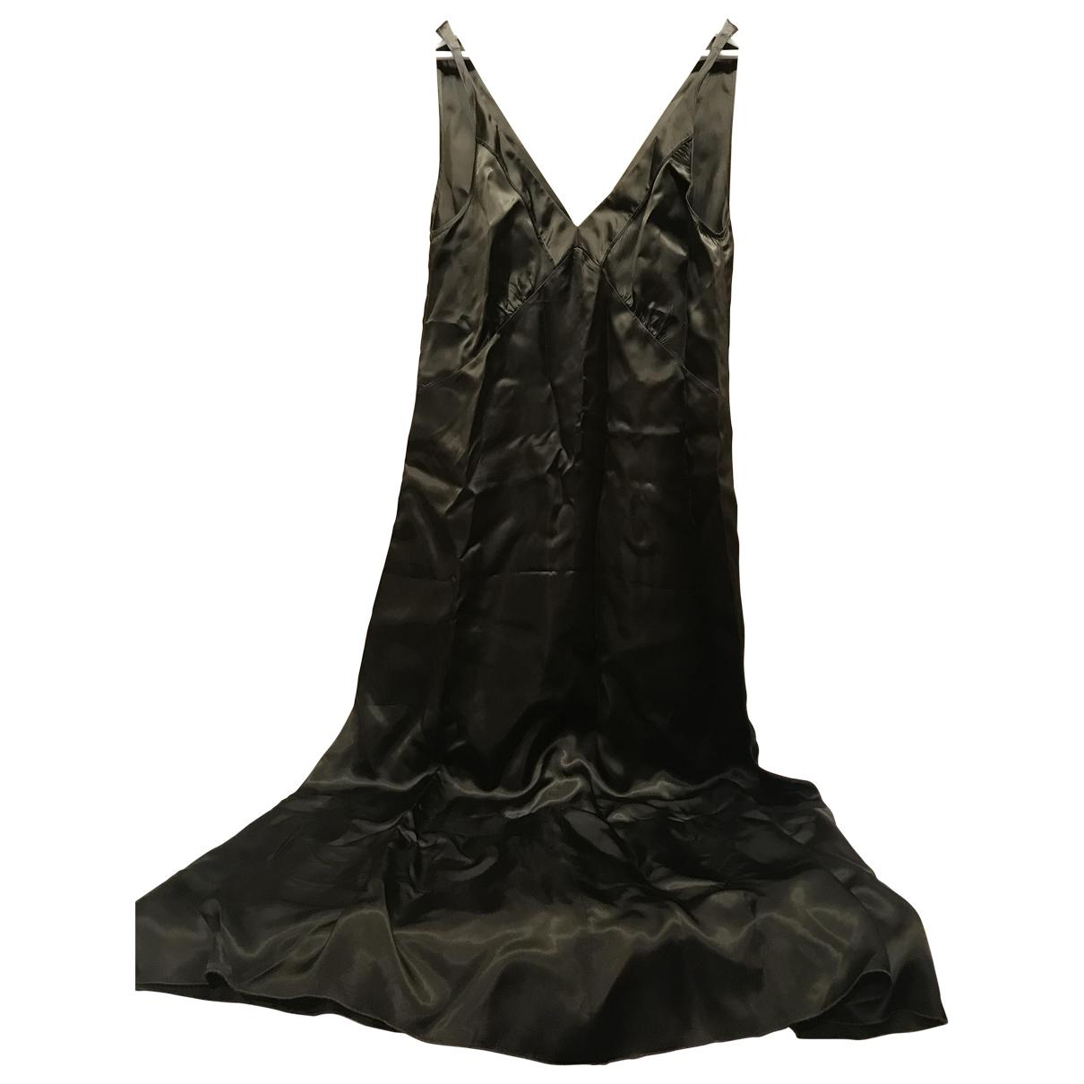 Forte_forte \N Kleid in  Gruen Viskose