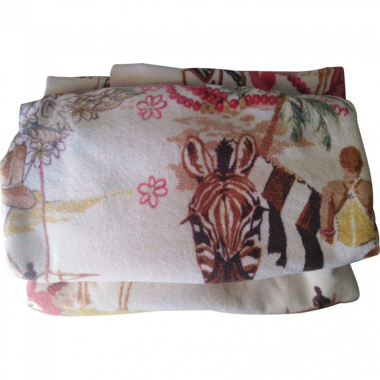 Blumarine \N Multicolour Cotton Textiles for Life & Living \N