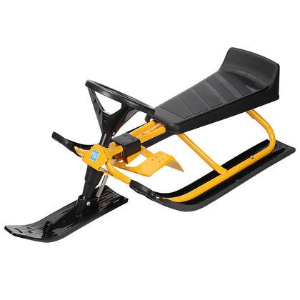 Snow Racer, traîneau à neige, coulisseau à neige en métal durable - PHAT ™