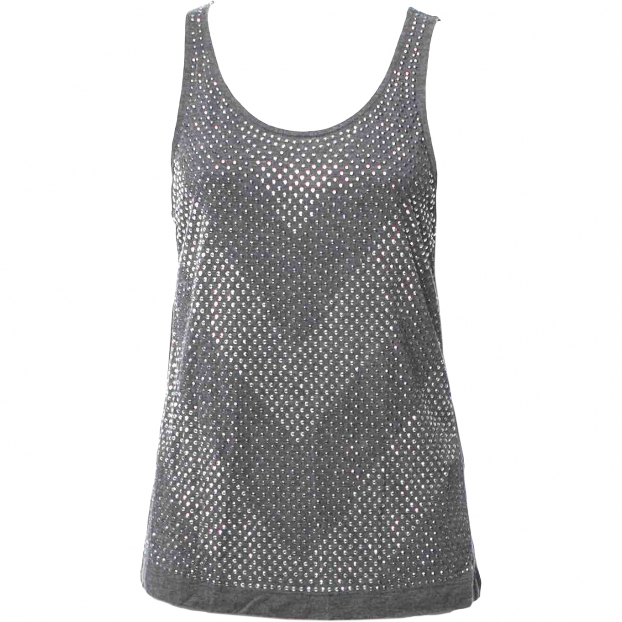 Haute Hippie \N Grey Cotton  top for Women XS International
