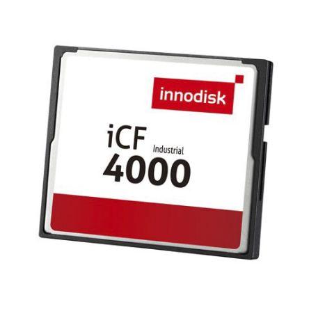 InnoDisk iCF4000 Industrial 1 GB SLC Compact Flash Card