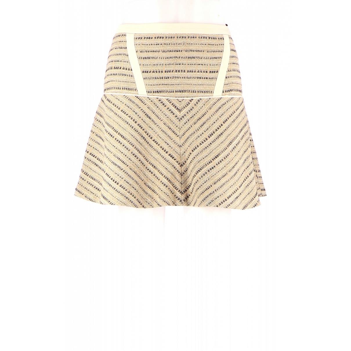 Comptoir Des Cotonniers - Jupe   pour femme en coton - multicolore
