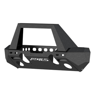 Aries Offroad TrailChaser Front Bumper (Black) - 2082055