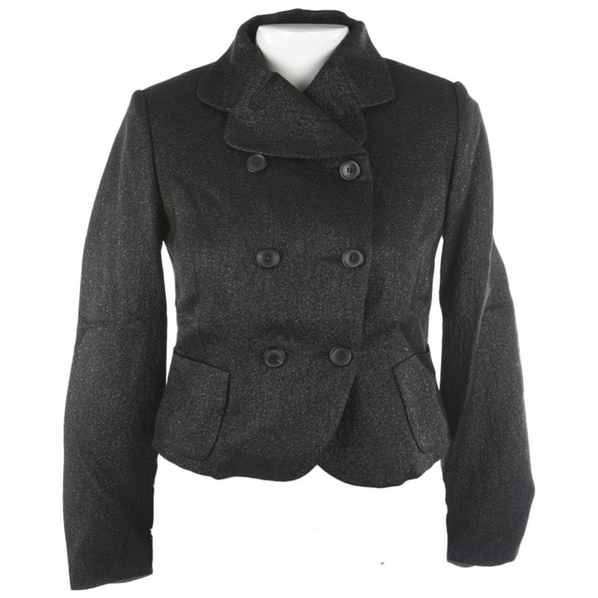 Wunderkind - Veste   pour femme en coton - noir