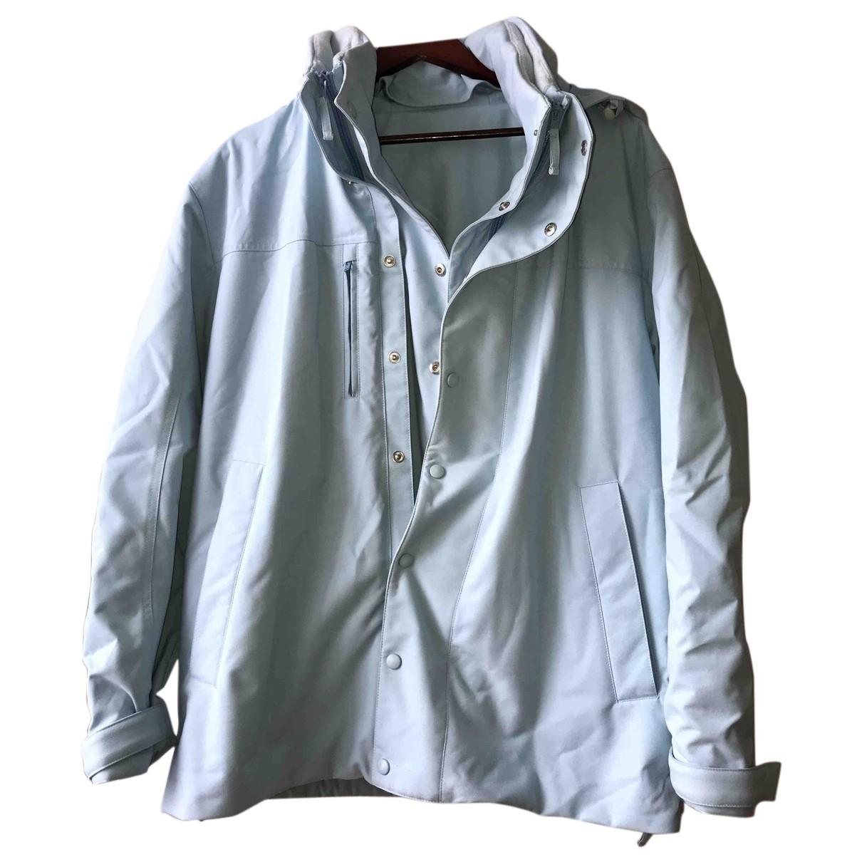 Vetements N Blue Cotton jacket for Women M International