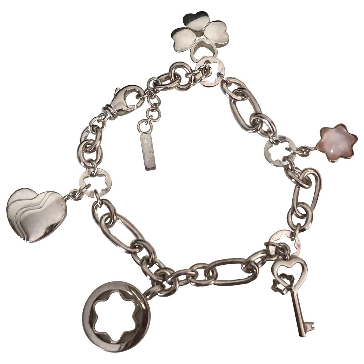 Montblanc - Bracelet   pour femme en argent - argente