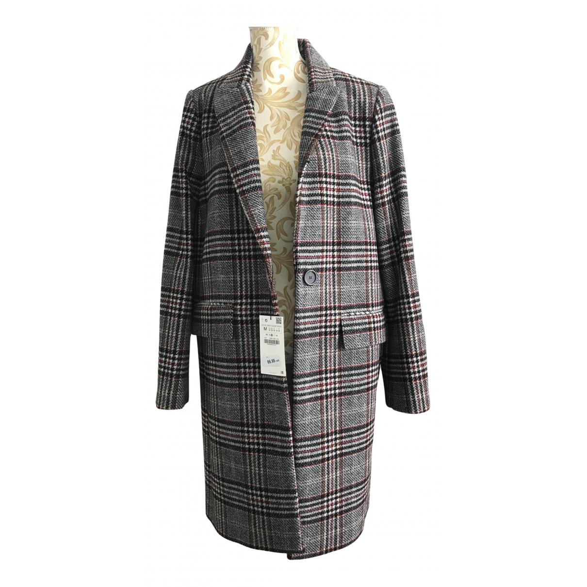 Zara N Multicolour Wool coat for Women M International