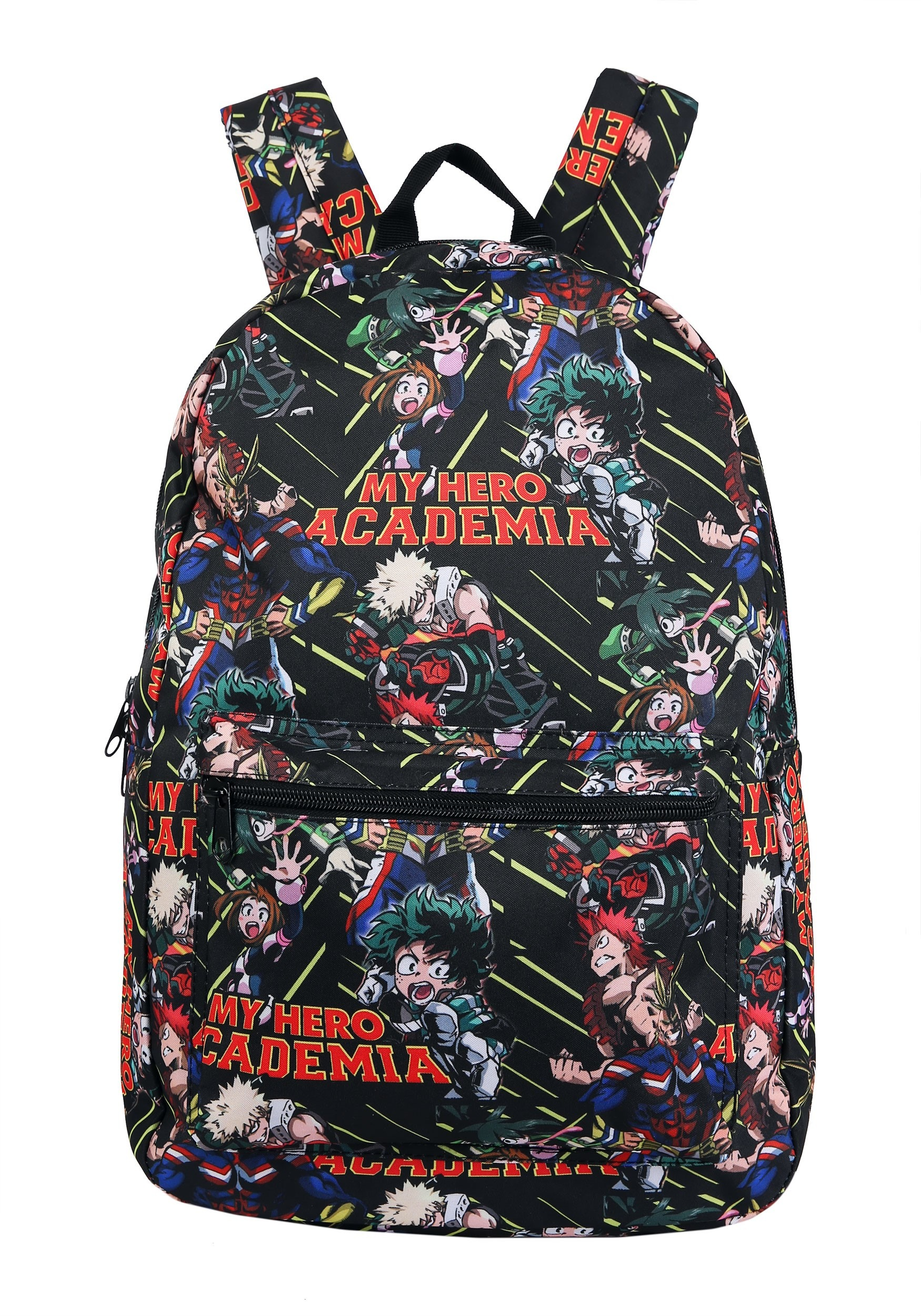 My Hero Academia Anime All Over Print Sublimated Backpack