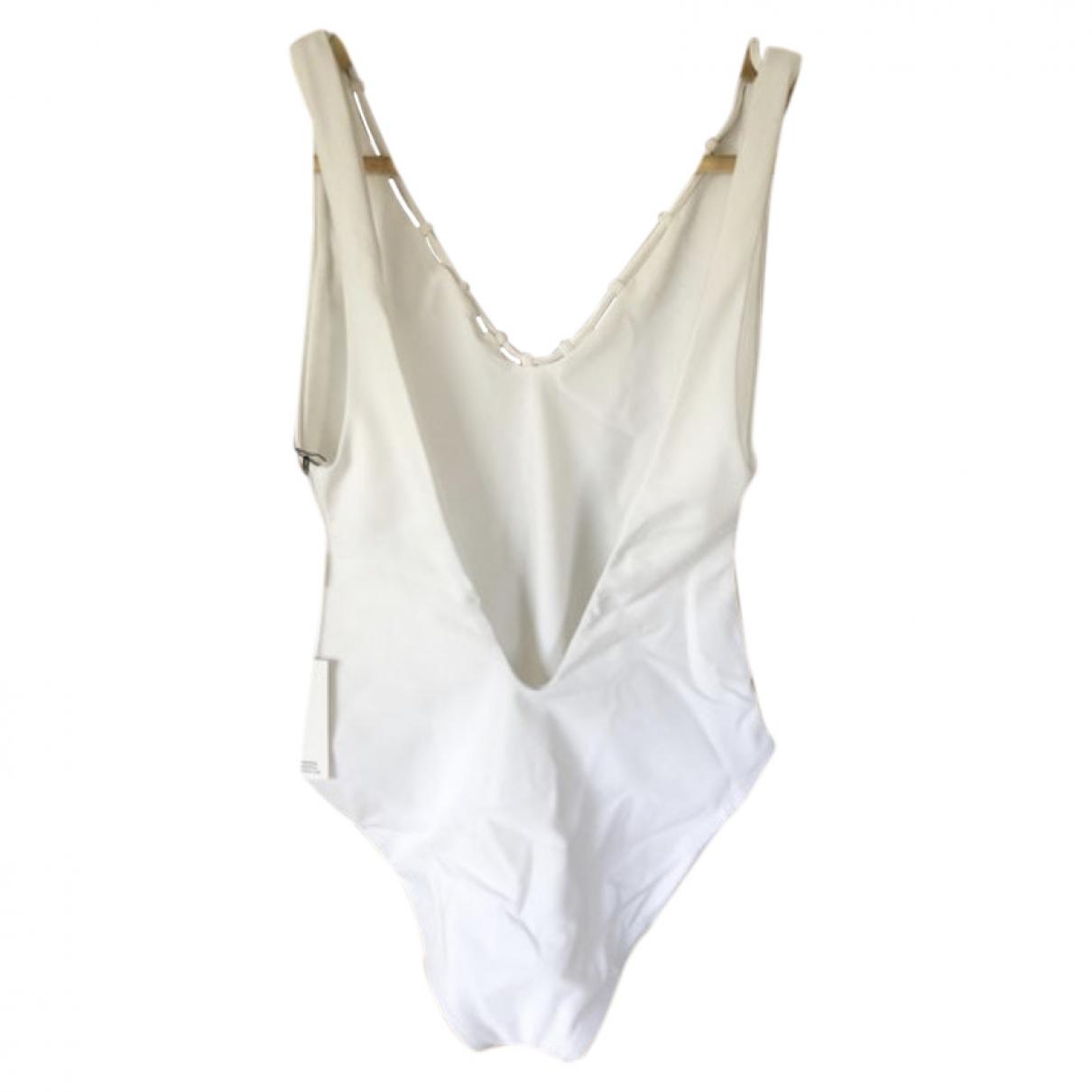 Jade Swim \N White Swimwear for Women \N