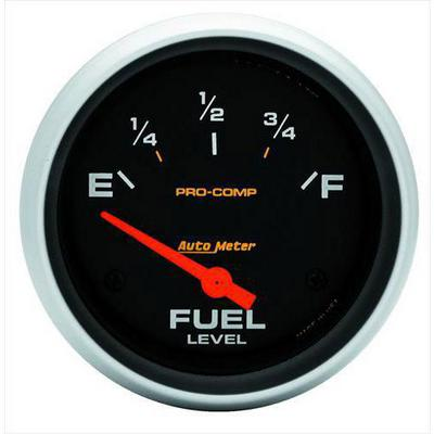 Auto Meter Pro-Comp Electric Fuel Level Gauge - 5417