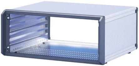 Schroff propacPro 3U Server Cabinet 155 x 363 x 386mm, Grey