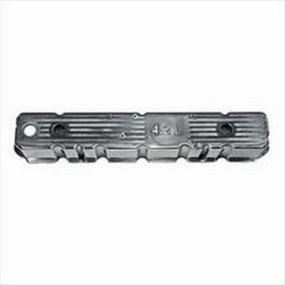 Omix-ADA Polished 4.2L Valve Cover (Polished) - 17401.09