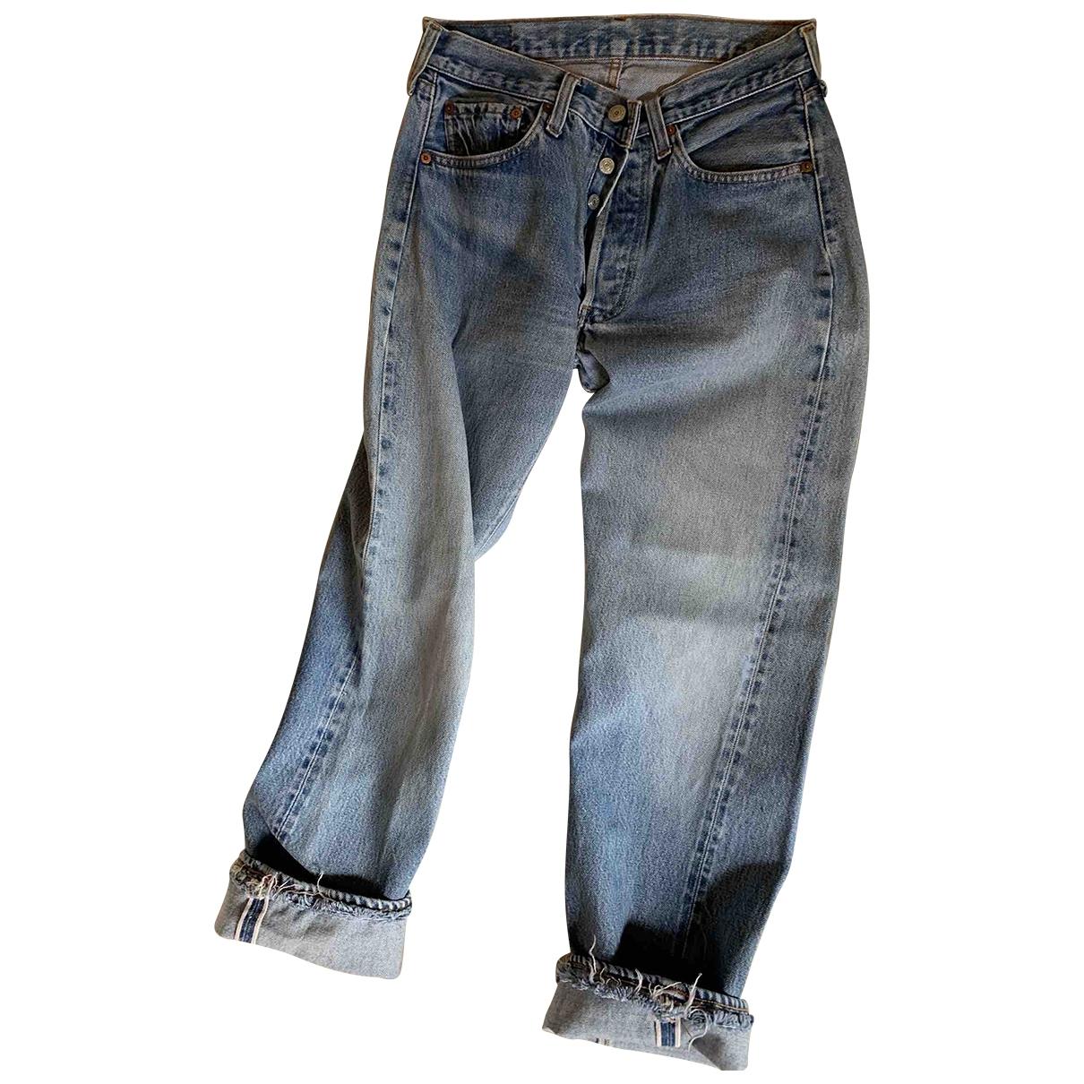 Vaquero largo Levis Vintage Clothing