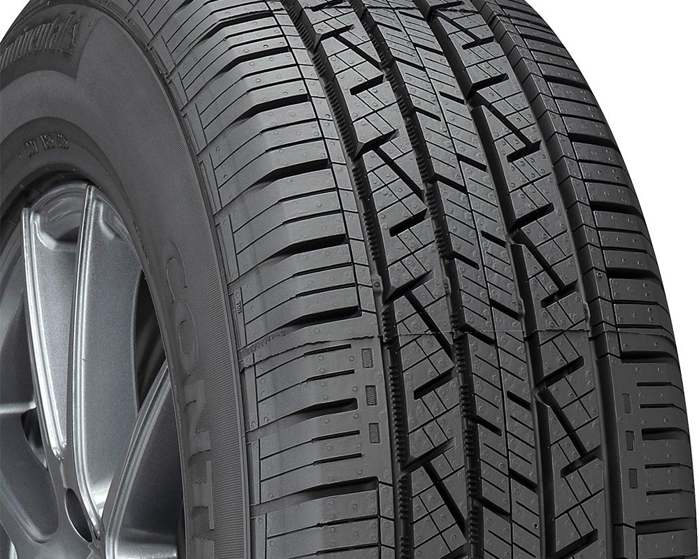 Continental 15571380000 Cross Contact LX 25 Tire 235/55 R20 102V SL BSW