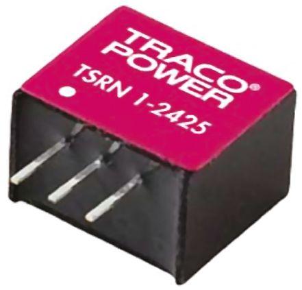 TRACOPOWER Through Hole Switching Regulator, ±1.5V dc Output Voltage, 4.6 → 32 V dc, 4.6 → 42 V dc Input