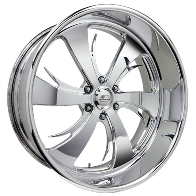 Billet Specialties DT69245Custom BLVD 69 Wheels 24x15