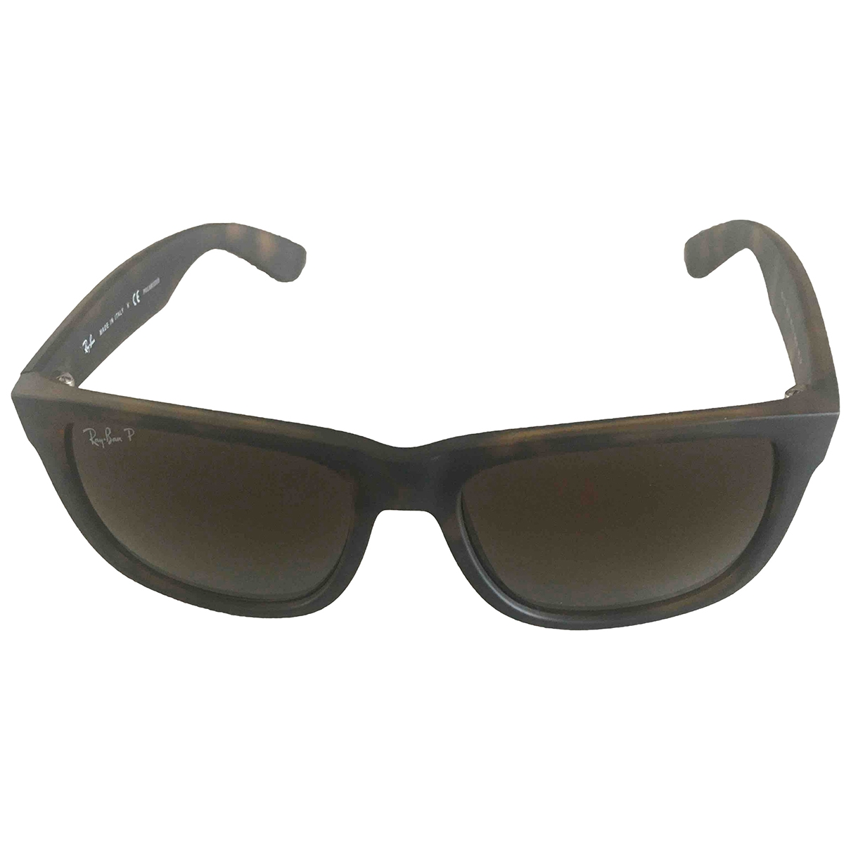 Ray-ban Justin Brown Sunglasses for Women \N