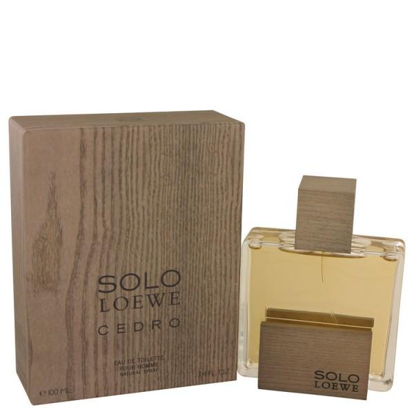 Solo Loewe Cedro - Loewe Eau de toilette en espray 100 ML