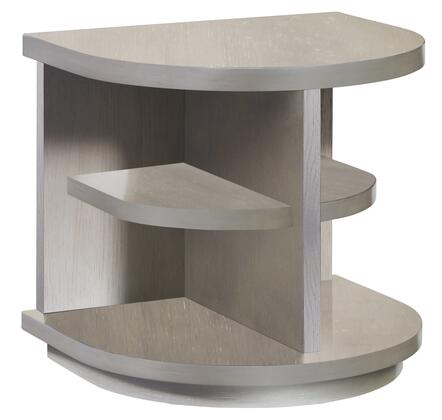 T513-04 Augustine II End Table  in Pearlized
