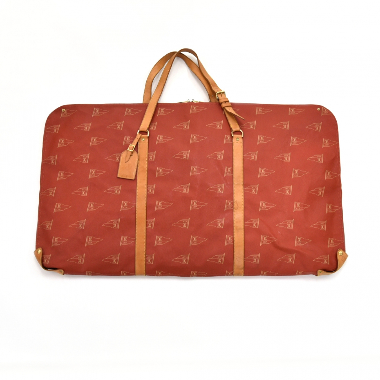 Louis Vuitton Kabul  Red Cloth Travel bag for Women \N