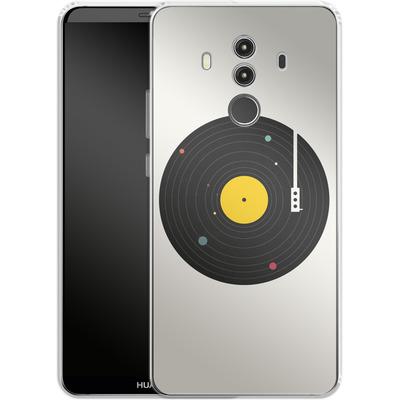 Huawei Mate 10 Pro Silikon Handyhuelle - Music Everywhere von Florent Bodart