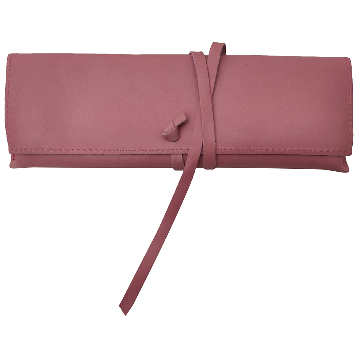 Non Signé / Unsigned N Pink Leather Purses, wallet & cases for Women N