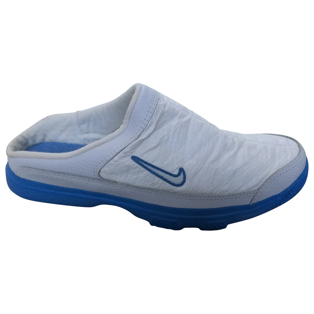 Nike \N Silver Trainers for Women 4.5 UK