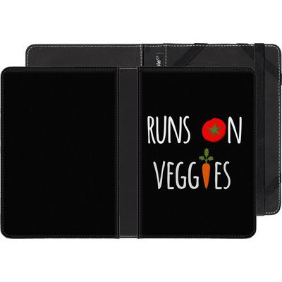 Amazon Kindle Paperwhite 4 (2018) eBook Reader Huelle - Runs on Veggies von caseable Designs