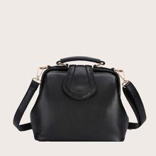 Minimalistische Handtasche