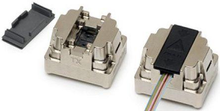 FIT-Foxconn AFBR-821FH1Z Fibre Optic Transceiver, MEG-Array Connector, 10.313 Gbit/s, 850nm MiniPOD
