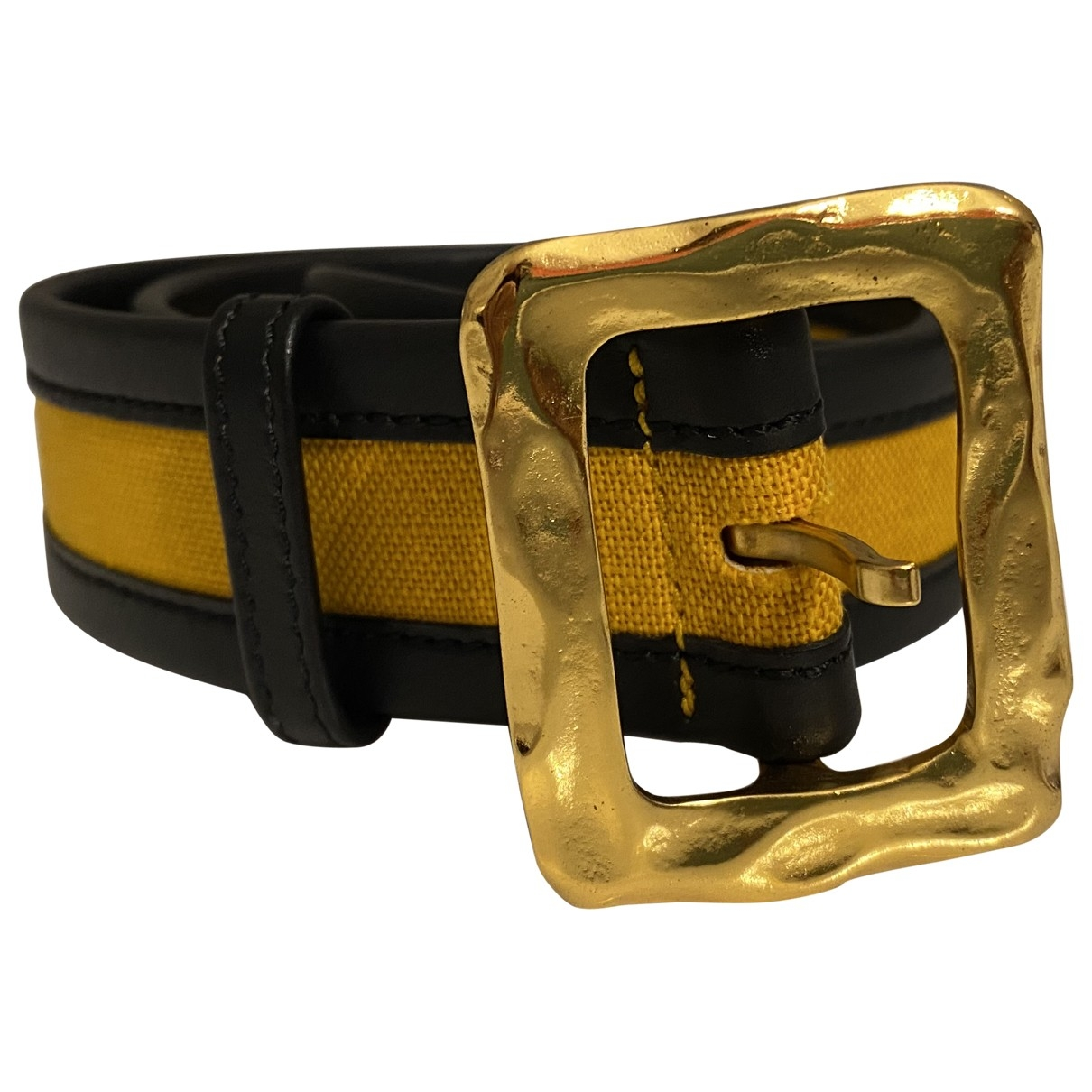 Cinturon de Lona Christian Lacroix