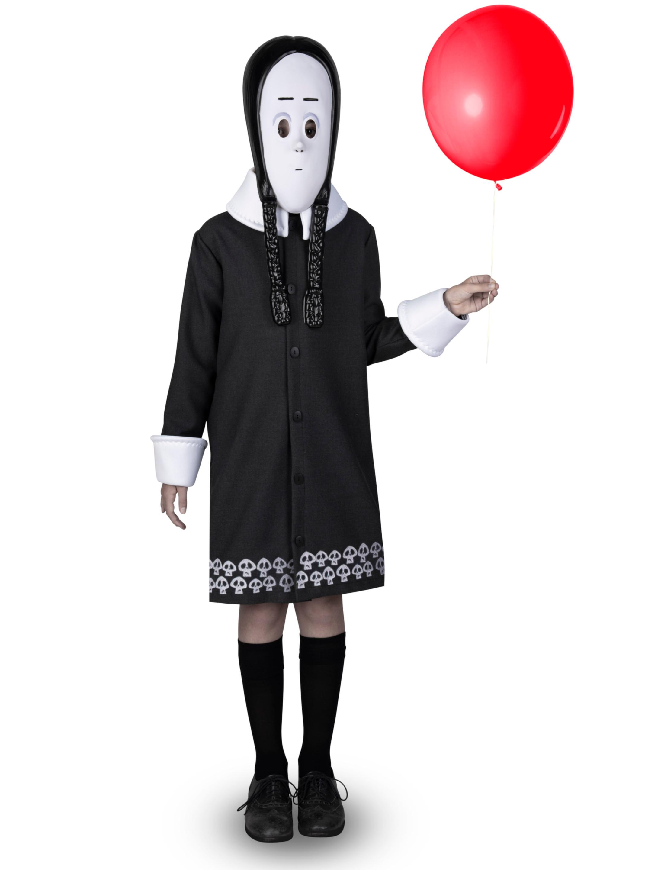 Kleid Addams Family Wednesday 7-9 Jahre