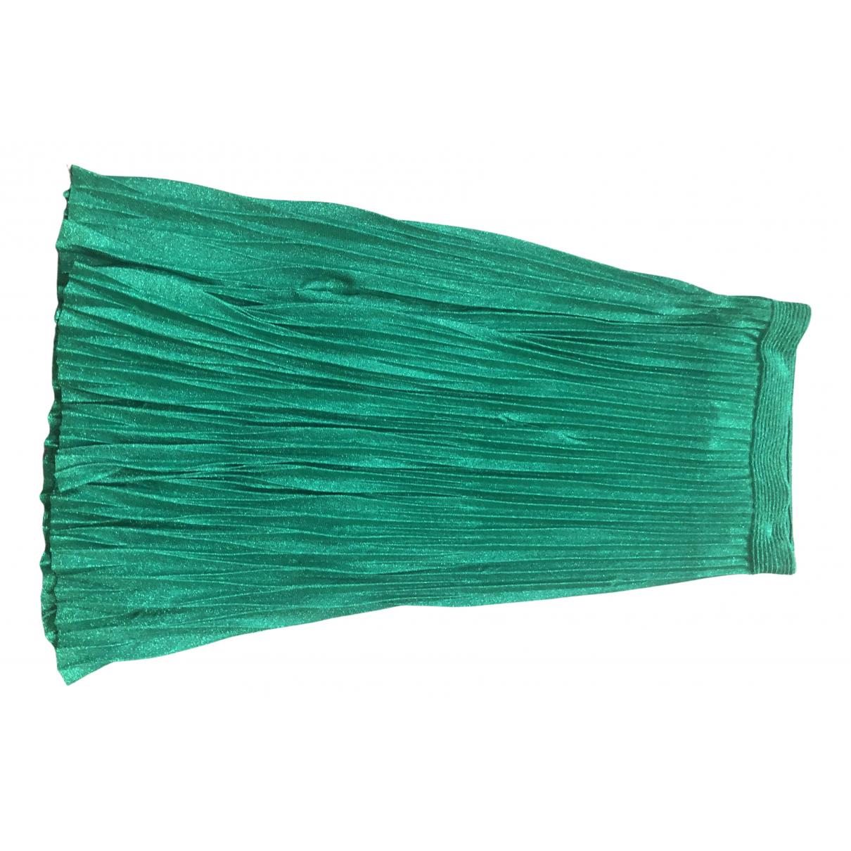 Maje N Green skirt for Women 38 FR