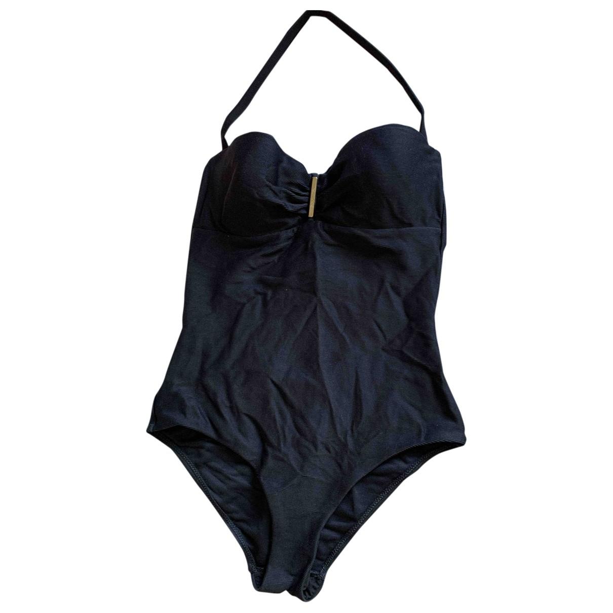 Pedro Del Hierro \N Black Lycra Swimwear for Women M International