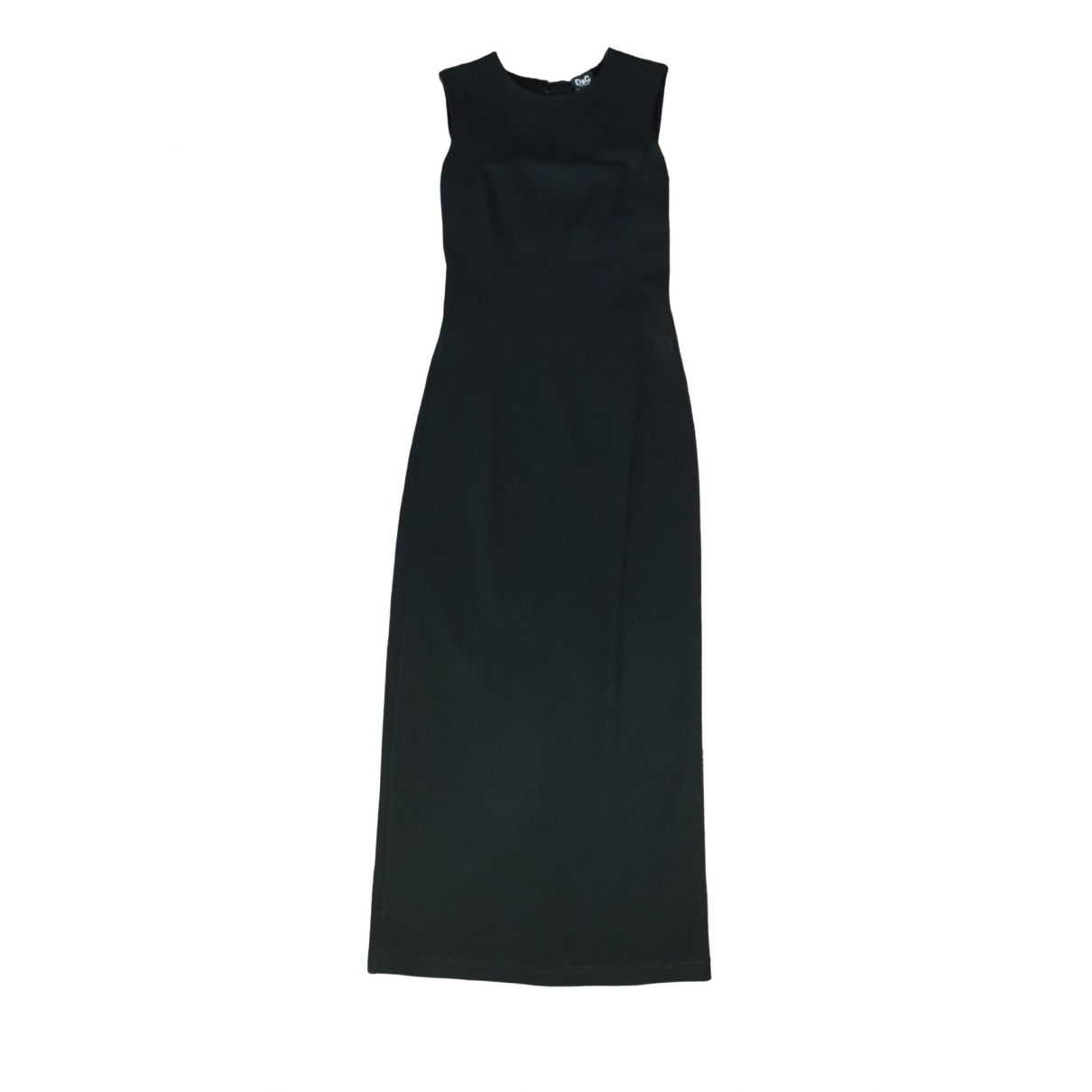 Dolce & Gabbana \N Black Wool dress for Women 38 IT