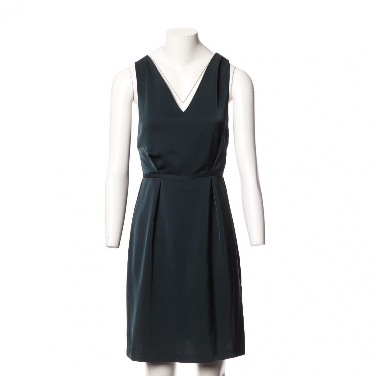 Vestido en Sintetico Verde J.lindeberg