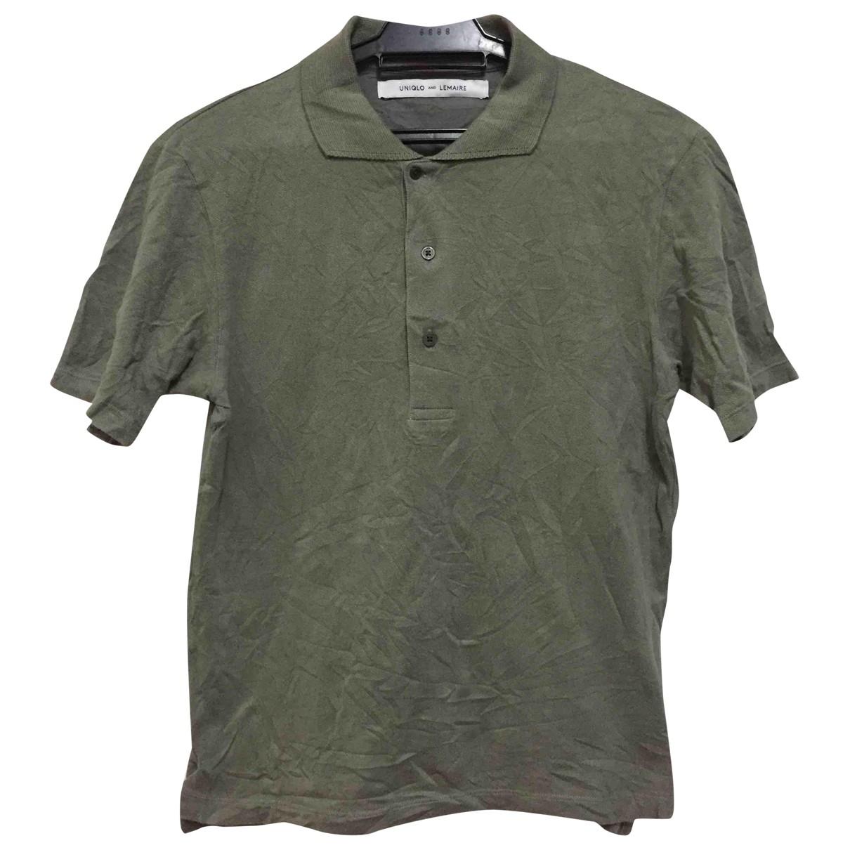 Lemaire X Uniqlo - Tee shirts   pour homme en coton
