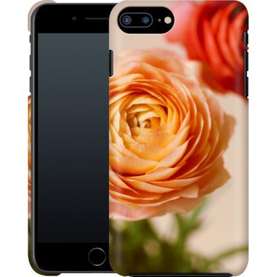 Apple iPhone 8 Plus Smartphone Huelle - She Loved Flowers von Joy StClaire