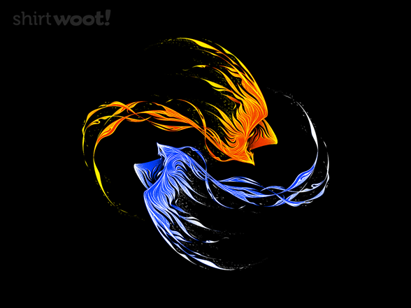 Ice And Fire Phoenix T Shirt