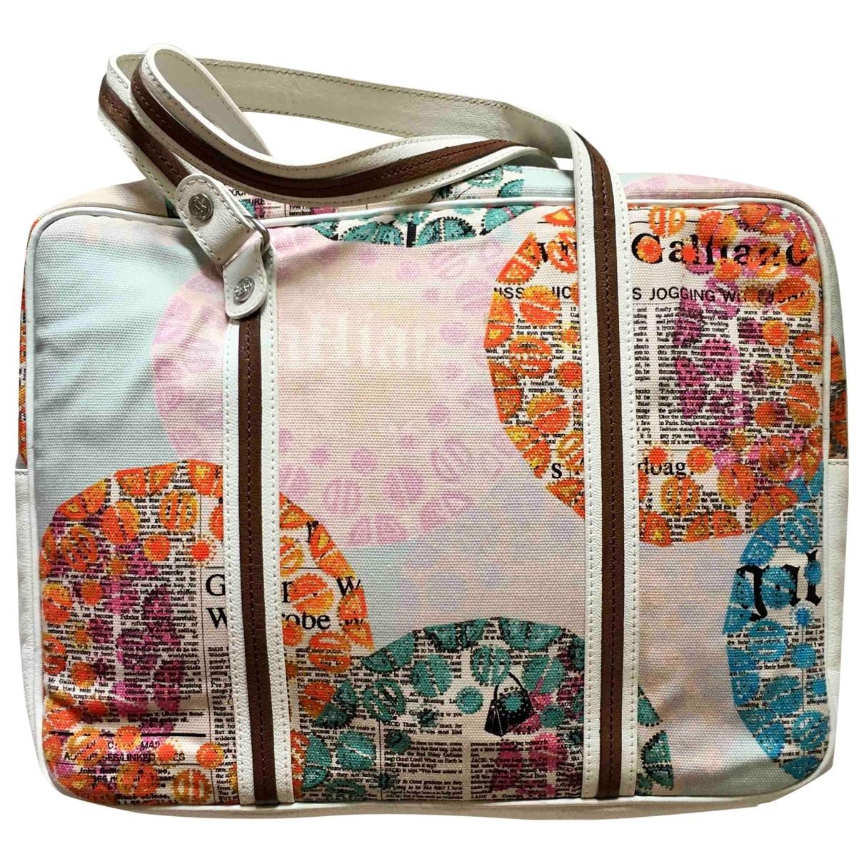 Jean Paul Gaultier \N Cloth handbag for Women \N