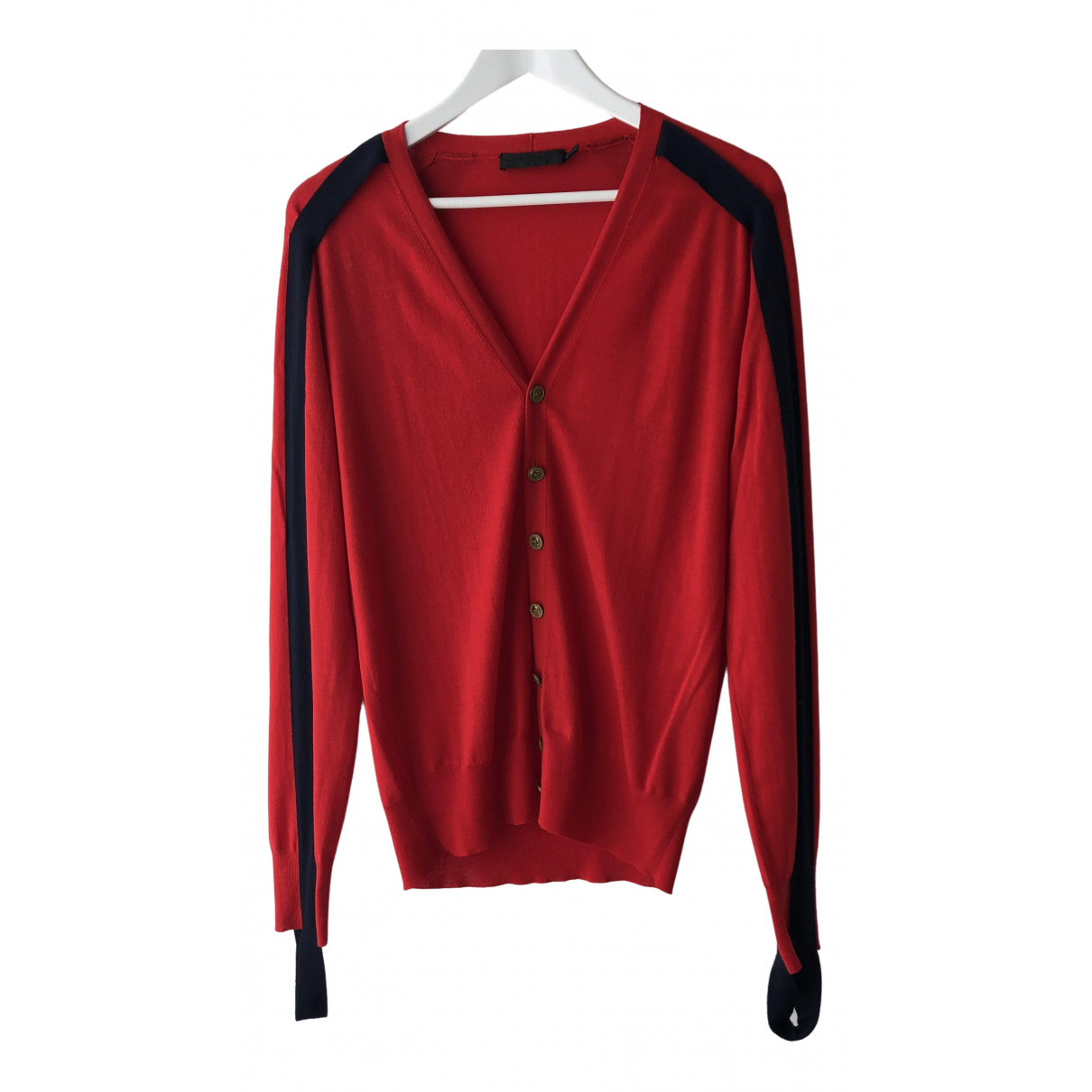 Alexander Mcqueen \N Red Wool Knitwear & Sweatshirts for Men S International