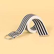 Stripe Tape Belt