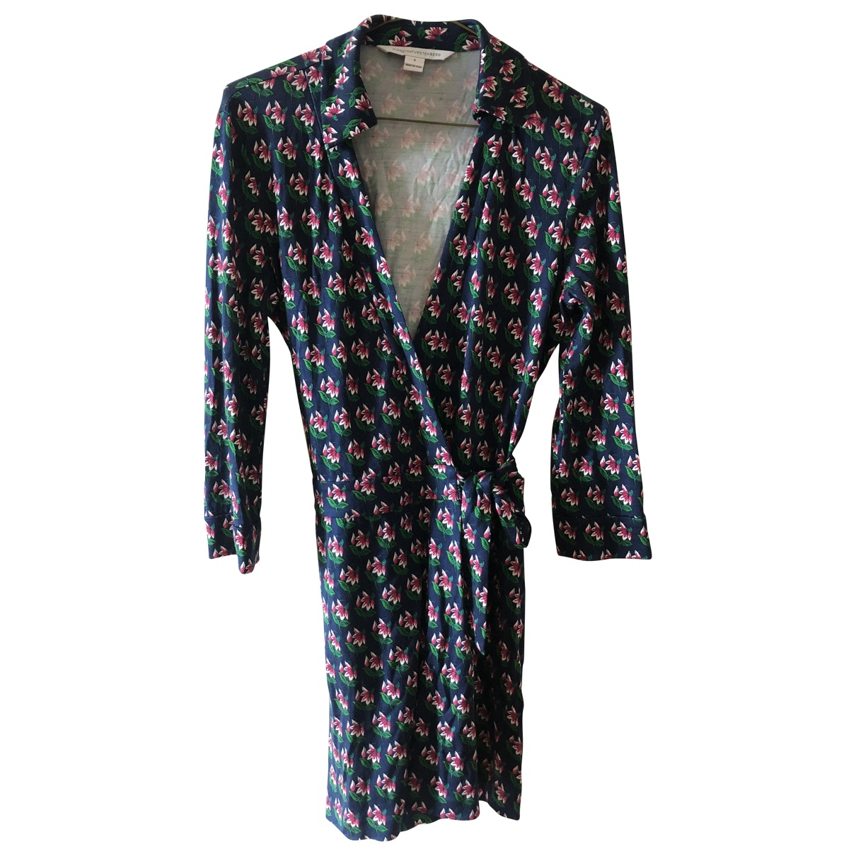 Diane Von Furstenberg - Combinaison   pour femme en soie - multicolore