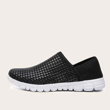 Men Slip On Hollow Out Sandals