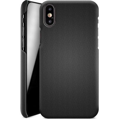 Apple iPhone XS Smartphone Huelle - Carbon II von caseable Designs