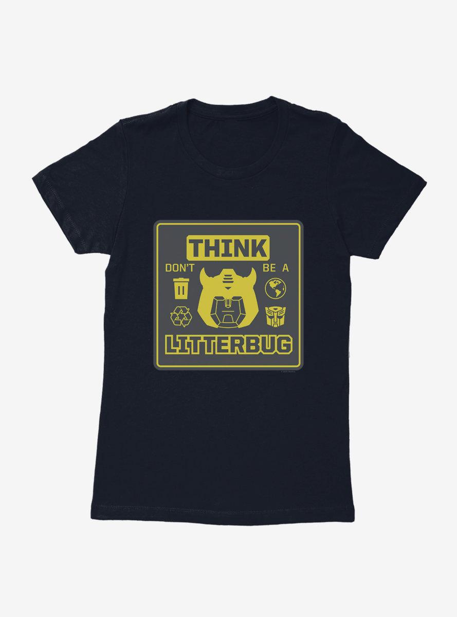 Transformers Litterbug Womens T-Shirt