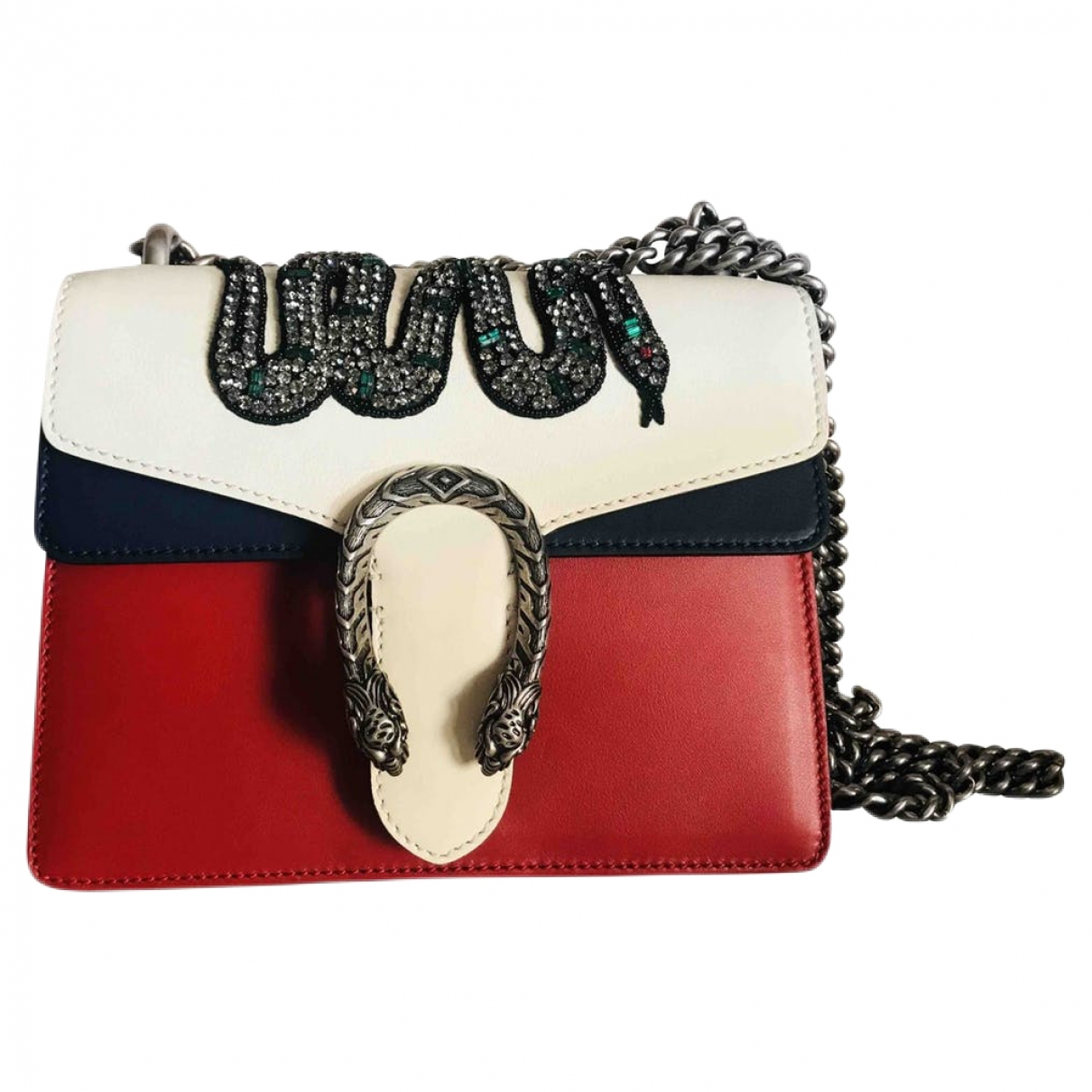 Gucci Dionysus Red Leather handbag for Women \N