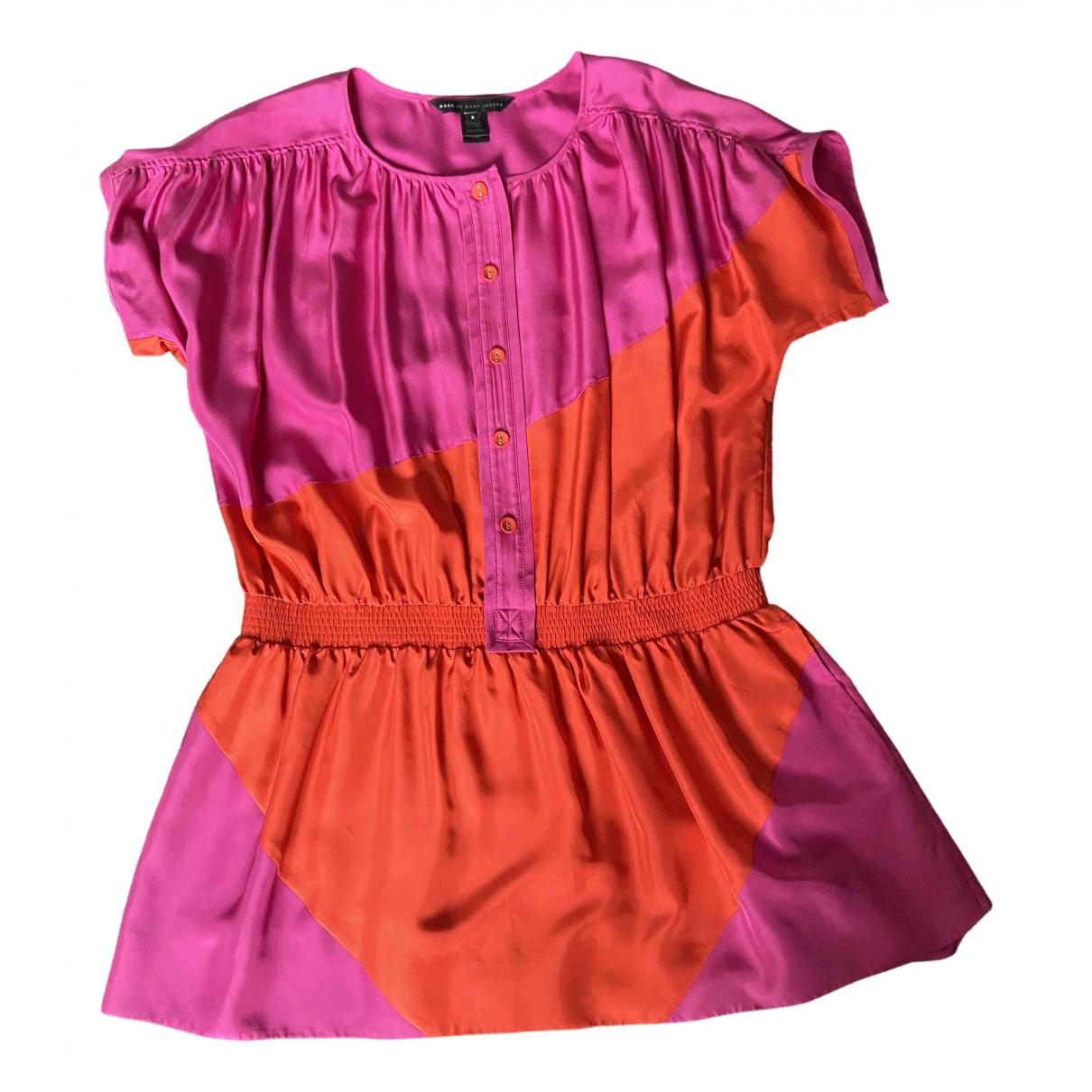 Marc By Marc Jacobs \N Multicolour Silk dress for Women S International