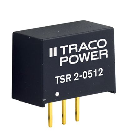TRACOPOWER Through Hole Switching Regulator, 6.5V dc Output Voltage, 9 → 36V dc Input Voltage, 2A Output Current